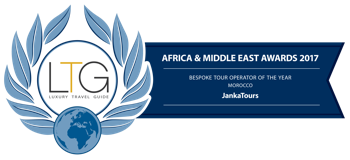 LUXURY TRAVEL GUIDE. AWARDS 2017